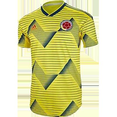 Camisa Amarilla Selección Colombia