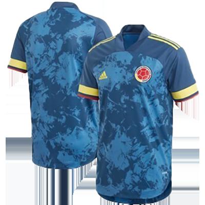 Camisa Azul de la Copa America 2020