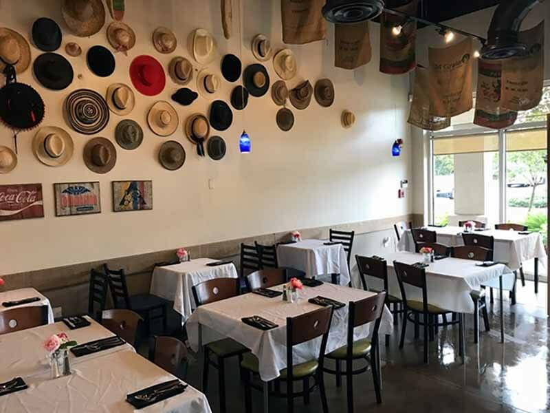 El Colombiano Restaurant